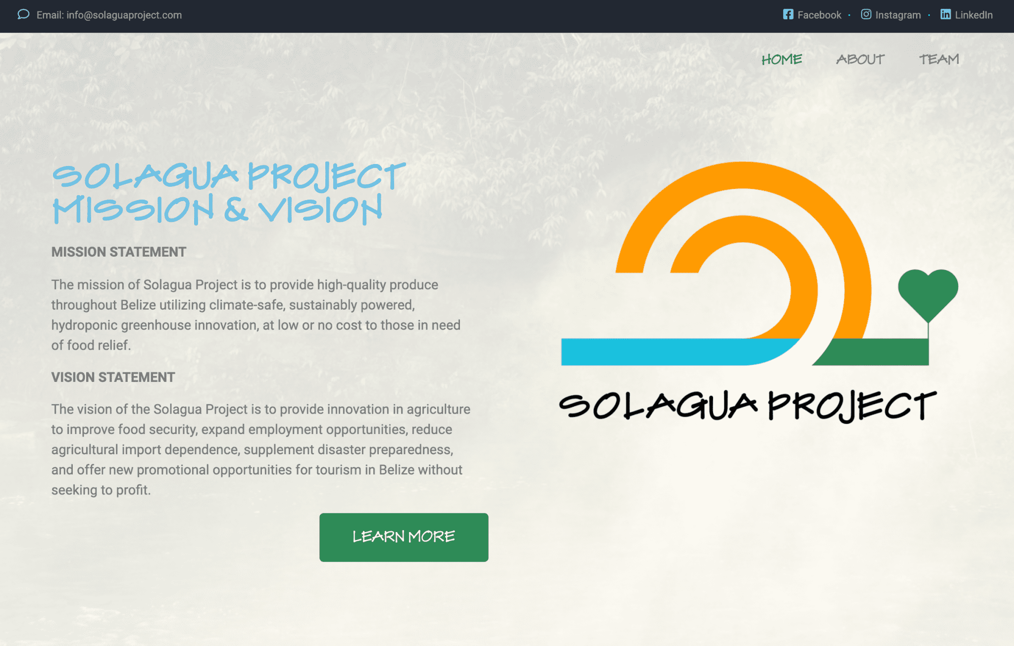 Solagua Project