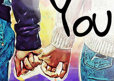 Me with You – Ebook Cover
